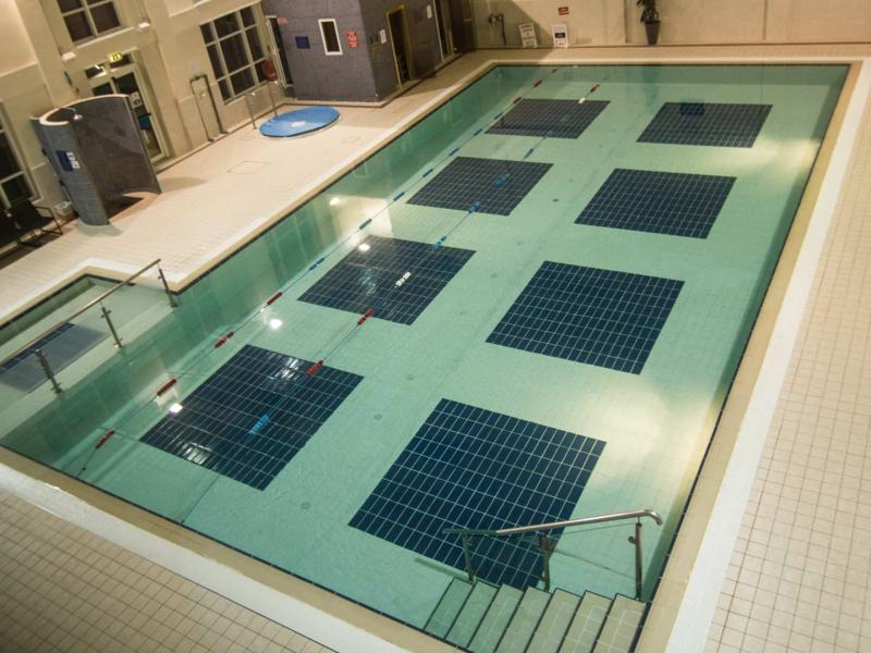 Salthill swimming pool in NRG Fitness & Leisure Centre Galway