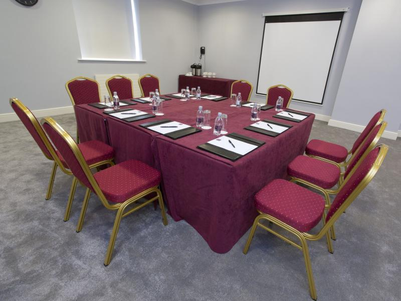 Meeting room in Clybaun Hotel Galway